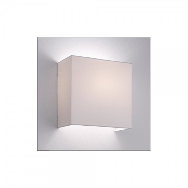 Astro Lighting CHUO 250 5024007 White Fabric Finish interior wall-light