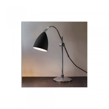 Astro Lighting Joel Grande 1223011 Painted Black Finish Table Lamp
