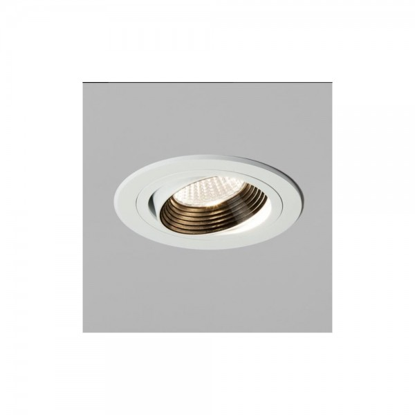 Astro Lighting Aprilia Round 5691 White Finish Adjustable Interior Downlight