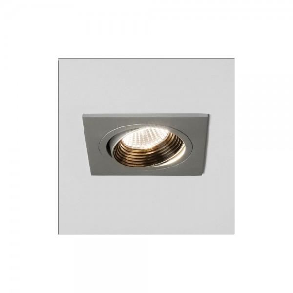 Astro Lighting Aprilia Square 1256006 Anodised aluminium finish Finish Adjustable Interior Downlight