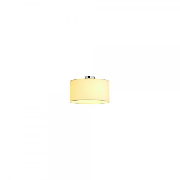 SLV 155372 Chrome/White Soprana CL-1 Ceiling Light