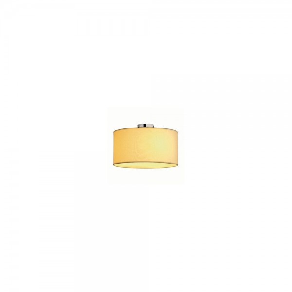 SLV 155373 Chrome/Beige Soprana CL-1 Ceiling Light