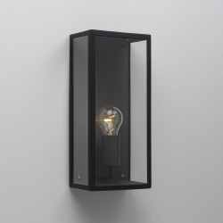 Astro Lighting Messina 1183001 Textured Black Outdoor Wall Light