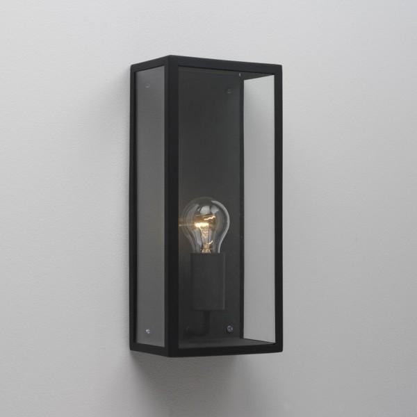 Astro Lighting Messina 1183001 Textured Black Outdoor Wall Light
