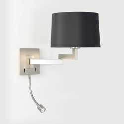 Astro Lighting Momo 1162005 LED Matt Nickel Wall Light