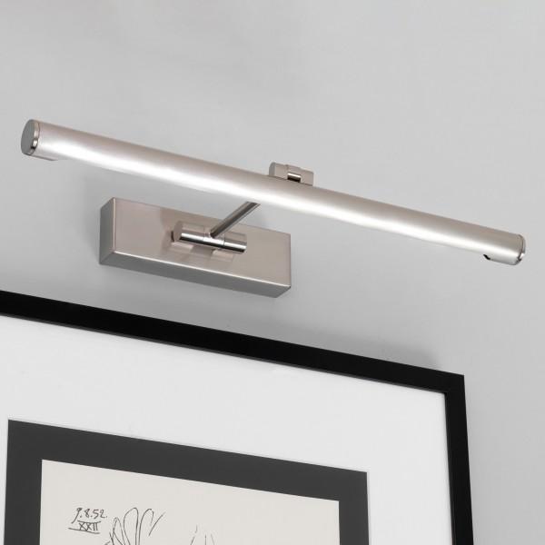 Astro Goya 1115007 460 LED Brushed Nickel Picture Light