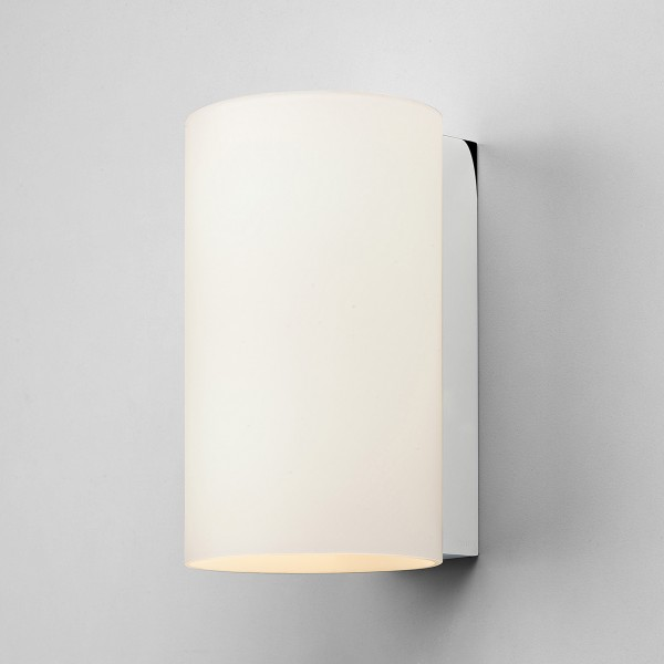 Astro Cyl 200 1186001 White Glass Wall Light