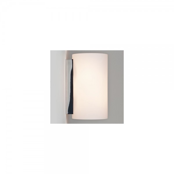 Astro Lighting Cyl 260 1186002 White Glass Wall Light
