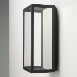Astro Lighting Puzzle 1199001 Black Outdoor LED Wall Light