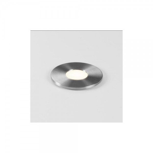 Astro Lighting Terra 28 Round 1201003 Stainless Steel Finish Exterior Ground-light