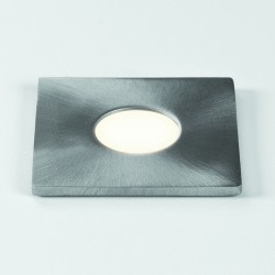 Astro Terra 28 Square 1201004 Stainless Steel Finish Exterior Ground-light