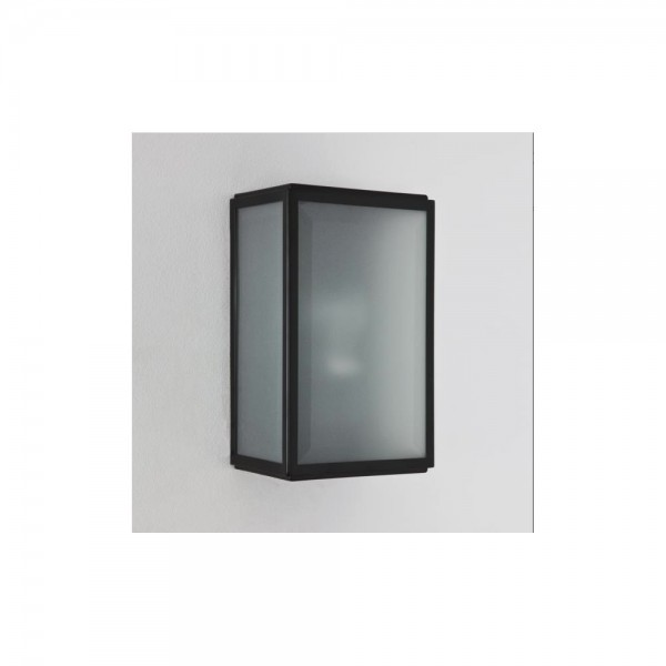 Astro Lighting Homefield Sensor 1095011 Matt Black Exterior Wall Light