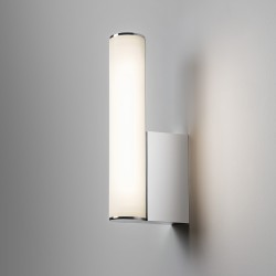 Astro Domino 1355001 Polished Chrome Finish Bathroom Wall-light
