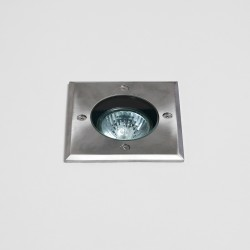 Astro Gramos Square 1312003 Stainless Steel finish Exterior ground-light