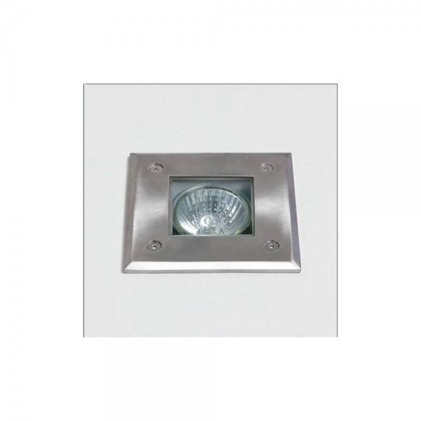 Astro Lighting Gramos Square 1312003 Stainless Steel finish Exterior ground-light