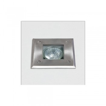 Astro Lighting Gramos Square 1312003 Stainless Steel finish Exterior ground-light