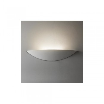 Astro Lighting Slice LED 1081003 White Plaster Finish Interior wall-light
