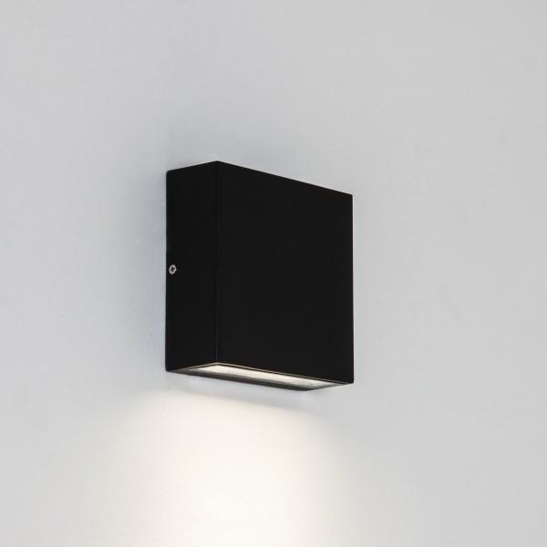 Astro Lighting Elis Single 1331001 Black finish LED Wall-light