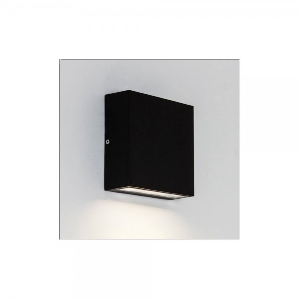 Astro Lighting Elis Single 1331001 Black finish LED Wall-light