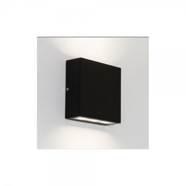 Astro Lighting Elis Twin 1331002 Black finish LED Wall-light