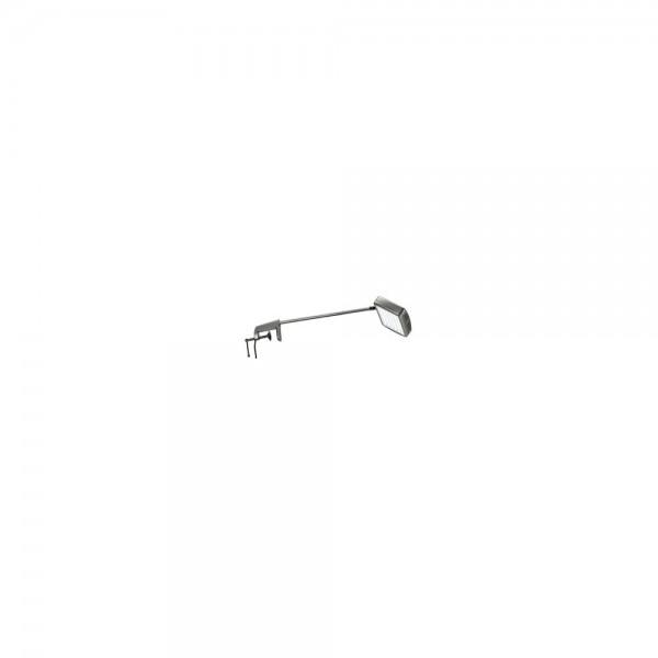 SLV 170401 Silver Grey LED Display White Light