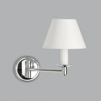 Astro Lighting Grosvenor 1108001 Swing-Arm Bathroom Wall Light