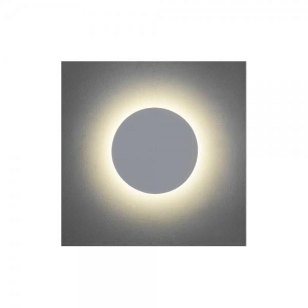 Astro Lighting Eclipse Round 1333002 White plaster finish Interior wall-light