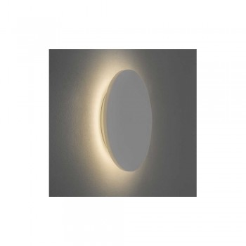 Astro Lighting Eclipse Round 1333002 White plaster finish Interior wall-light