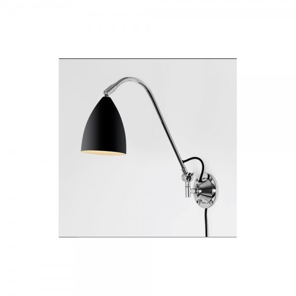 Astro Lighting Joel Grande Wall 1223022 Painted black finish Wall-light