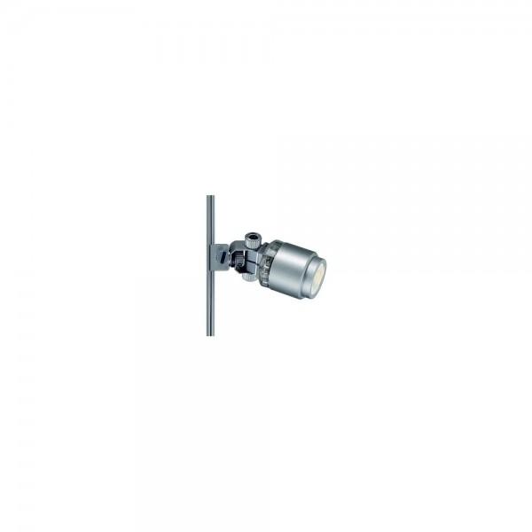 SLV 186042 Silver Grey Power-LED Spot Warm White Glu-Trax 12v Track Light