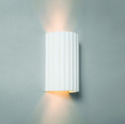 Astro Kymi 220 1335001 White plaster finish Interior wall-light