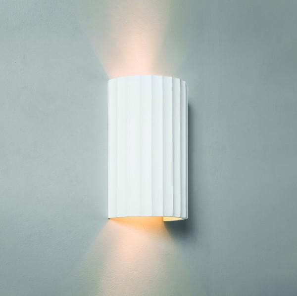 Astro Kymi 220 1335001 White plaster finish Interior wall-light