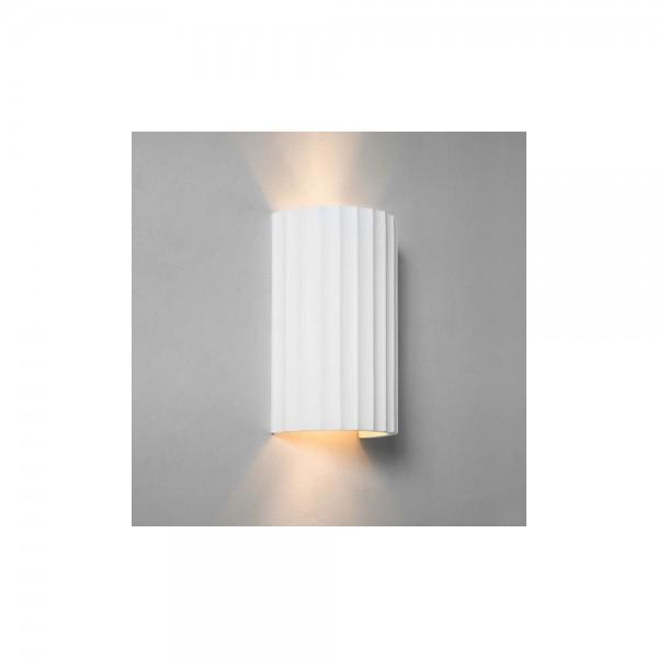 Astro Lighting Kymi 220 1335001 White plaster finish Interior wall-light
