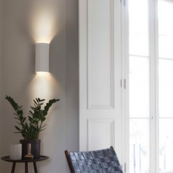 Astro Kymi 300 1335003 White plaster finish Interior wall-light