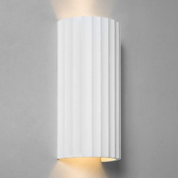 Astro Kymi 300 1335003 White plaster finish Interior wall-light