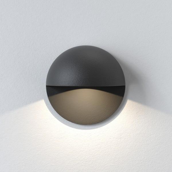 Astro Tivoli LED 1338001 Black finish Exterior wall-light