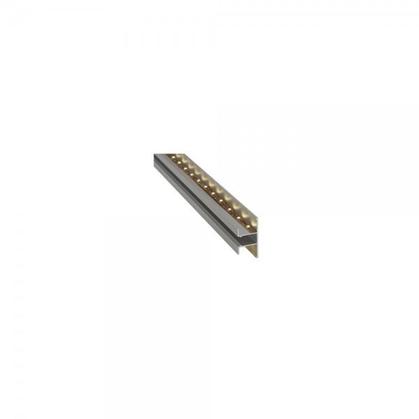 SLV 213352 Anodised Aluminium Up-Down 2m LED Wall Profile