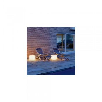 SLV 227211 Aluminium Dett Outdoor Floor Light