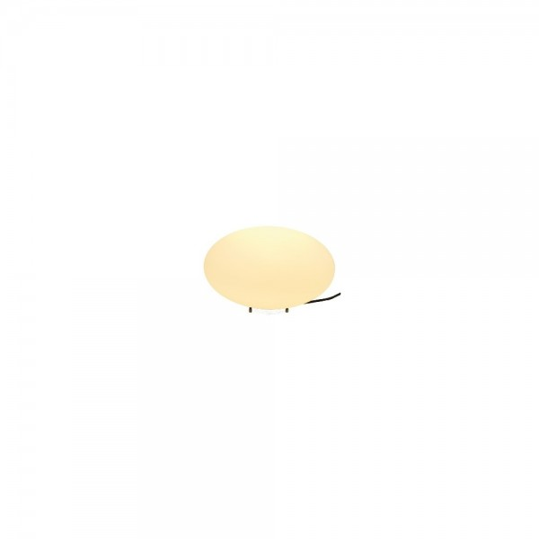 SLV 227361 White Lipsy Out Floor Light