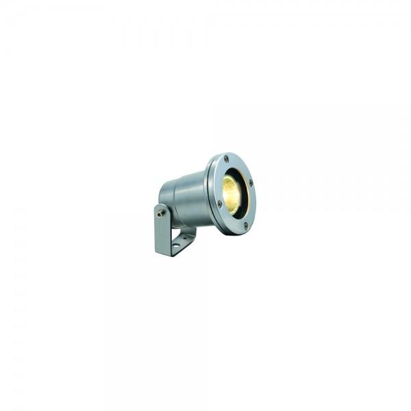 SLV 227500 Silver Grey Nautilus IP67 Outdoor Wall & Ground Spotlight