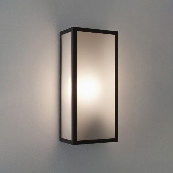 Astro Lighting Messina Sensor 1183004 Textured Black Exterior Wall Light