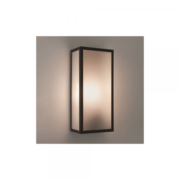 Astro Lighting Messina Sensor 1183004 Textured Black Exterior Wall Light