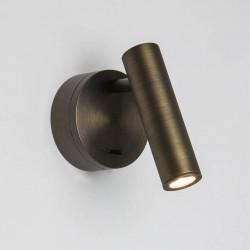 Astro Enna Surface 1058012 Bronze finish LED wall-light