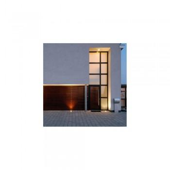SLV 228210 Stainless Steel Adjust Round GU10 Outdoor Wall & Ground Light