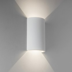 Astro Lighting Serifos 170 1350001 White plaster finish LED interior wall-light