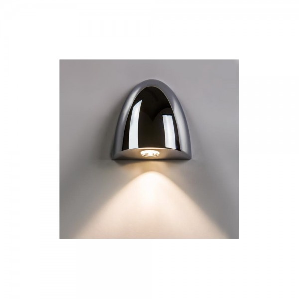 Astro Lighting Orpheus 1348001 Polished chrome finish Recessed LED wall-light
