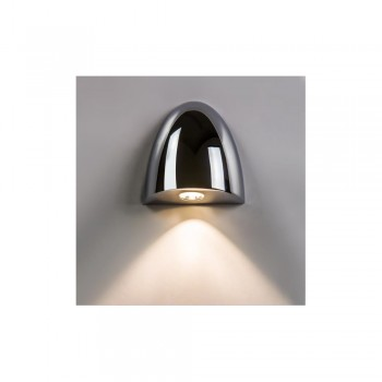 Astro Lighting Orpheus 1348001 Polished chrome finish Recessed LED wall-light