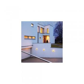 SLV 229071 White Bulan Outdoor Ceiling & Wall Light