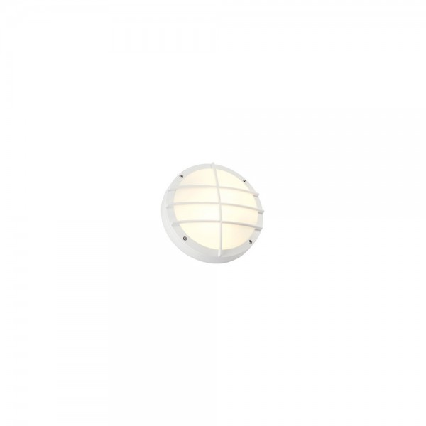 SLV 229081 White Bulan Grid Outdoor Ceiling & Wall Light