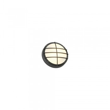 SLV 229085 Anthracite Bulan Grid Outdoor Ceiling & Wall Light